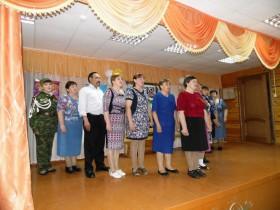 Мероприятие, посвященное 70-летию Победы в Великой  Отечественной войне.