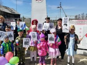 8 мая 2018 года в с.Побоище состоялся праздник День Победы.